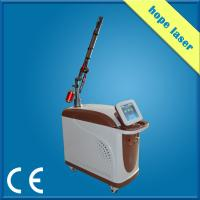 OEM / ODM pico laser for tattoo removal , Safe laser tattoo removal equipment