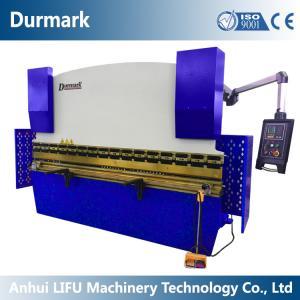 China China Manufacturer WC67Y hydraulic metal plate bending machine hydraulic press brake price on sale