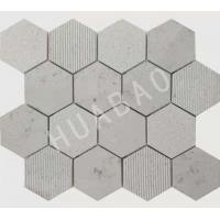 China High Performance Mosaic Tile Sheets Inorganic Terrazzo For Indoor Floor And Wall wholesale