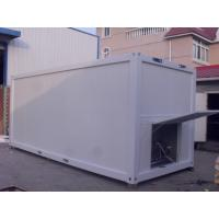 China Air Cooling Container Cold Room For Meat / Vegetable / Fruit Freezer Home wholesale