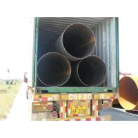 China 80 / 100 Large Diameter API 5L Steel Pipe With PE / BE Ends , API Line Pipe on sale