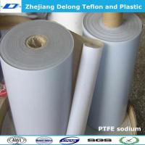 China PTFE sodium etched sheet wholesale