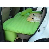 China Cheap price thick car Back seat cover mats inflatable mattress cushion car travel bed with inflator wholesale