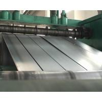 China Full Automatic Metal Slitting Line , Metal Coil Slitting And Rewinding Machine wholesale