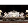 China Saudi Arabia Majlis Arabic silver upholstery sofa victorian style furniture LS-A812T wholesale