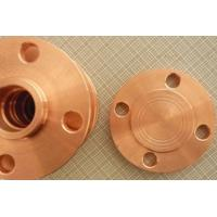 China ANSI CLASS 150 BL Blind welding Copper nickel 90/10 pipe fitting flange on sale