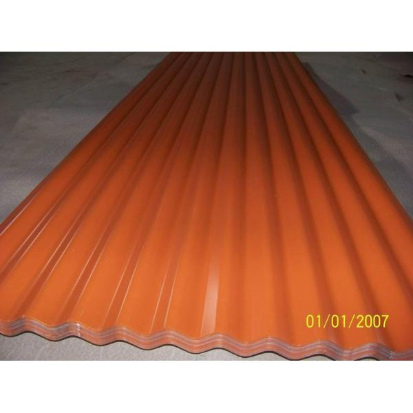 other products about prepainted corrugated roofing sheet