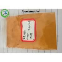 China Purity 98% Pharmaceutical Raw Materials Aloe emodin CAS 481-72-1 wholesale