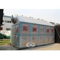 China 2ton biomass fired boiler price on sale