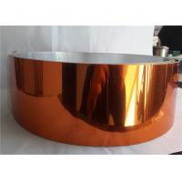 Decoration Polished Aluminum Coil Pe Coating Neutral Salt Spray High Humidity Resistance