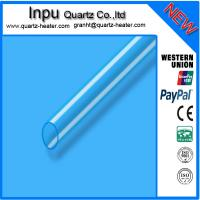 China uv stop quartz tube with different size for sterilizer on sale