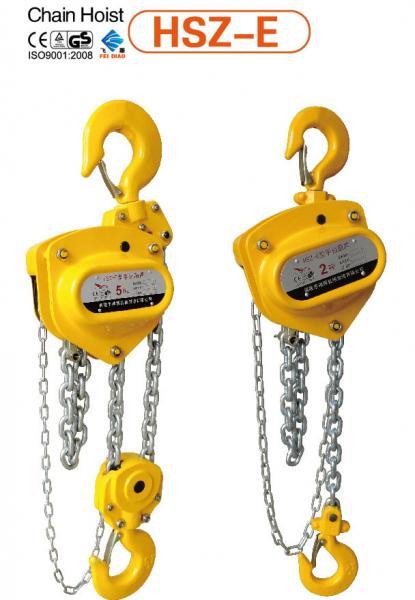 Quality 1 ton chain hoist for sale
