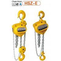 China chain pulley hoist wholesale