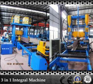 Buy cheap 3 в 1 автоматической линии заварки регуляторе луча PLC для фабрики стальной структуры from wholesalers