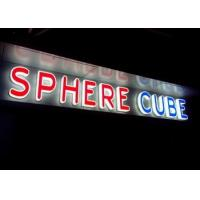 China 3D LED Lighted Channel Letter Signs , Acryic Channel Letters For Store Front LOGO on sale