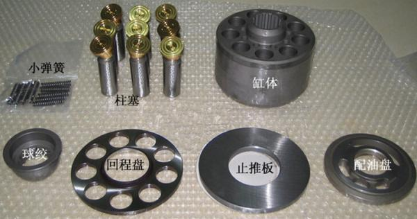 Parker Hydraulic Motor Images