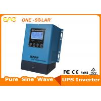 China Built - in Real Time Temperature Sensor Solar PV Inverter 40A 50A 60A MPPT Solar Controller wholesale