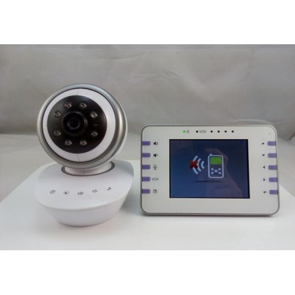 Quality 3.5 Inch infant care Video Night Vision Baby Monitor With Two Way Talk for sale