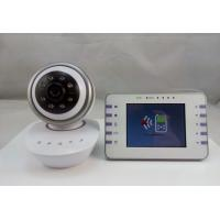 China 3.5 Inch infant care Video Night Vision Baby Monitor With Two Way Talk wholesale