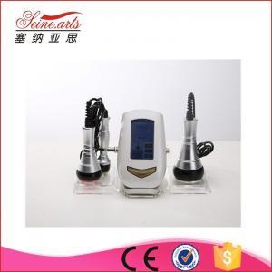 Buy cheap Ultrasonic Cavitation Radio Frequency Charming Body Shaping Machine from wholesalers