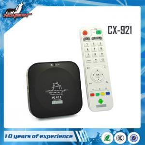 China Quad Core RK3188 Quad Core RK3188 Android HDMI TV Box HDD Player mini PC cx-921 HDD Player mini PC cx-921 on sale