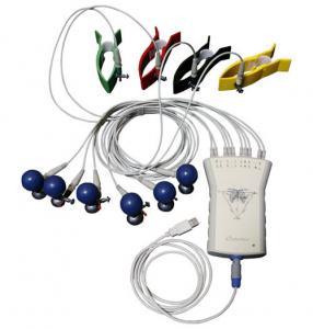 China Multichannel PC Based ECG Device 12 Lead USB ECG Workstation For Hospital wholesale