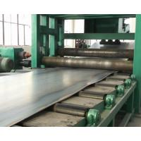 China Professional Cut To Length Line Sheet Metal Cutting Machine With PLC System wholesale