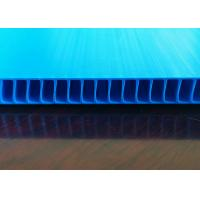 China Fluted Plastic Sheets For Multi Purpose Applications on sale