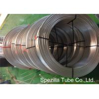 China ASTM A269 TP316L Annealed Stainless Steel Coil Tubing SS Seamless Pipes OD 1/4'' X 0.035'' on sale