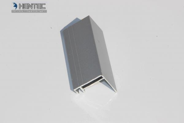 Customised Anodised 6063 T5 Aluminum Angle For AHU System EN 755 / CB  #1C4772