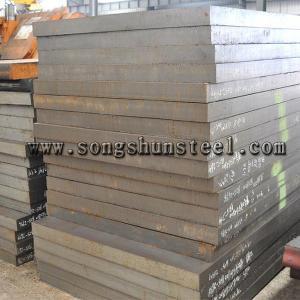 China 4140 steel flat bar wholesale supply on sale