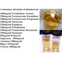 China Testosterone Enanthate 250 Test Enanthate 250 mg/ml Homebrew  Injectable Oil Free Sample wholesale