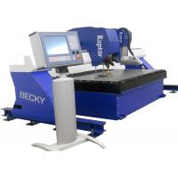 China CNC Rotary Plasma Beveling Machine 3D Rotary Oxy Fuel Cutting Equipment wholesale