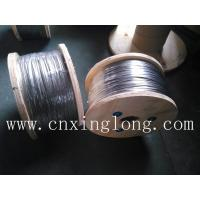 China sell xinglong stainless steel wire rope 1x7 7x7 7x19 1x19 6x36WS+IWRC wholesale