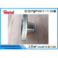 China Nickel Alloy Steel Flanges Welding Neck Flange Alloy 20 RF For Connection on sale