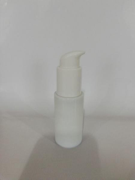 Quality UV Coating Empty Cosmetic Bottles Silk Screen Printing Customer Logo for sale