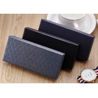 Buy cheap New Style Custom Paper Gift Box For Lid And Base Covered Paper Watch Box from wholesalers