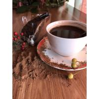 China Dried Dark Brown Natural Cocoa Powder IS022000 ≥99% Fineness FIRST wholesale