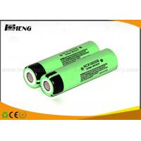 China Panasonic NCR18650B lithium ion rechargeable batteries for e cig , CE & RoHS wholesale