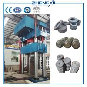 China 2000T Four-post/Frame type Free Forging Hydraulic Press Machine machine on sale