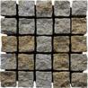 China G682 Granite Paving Stone On Mesh wholesale