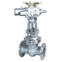 China Stainless Steel 304 Wedge Gate valve Flange with Eletric Actuator wholesale