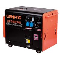 China 10KW Air Cooled Engine Silent Diesel Generator Super Soundproof Genset wholesale