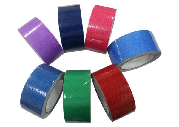 Quality Eco - Friendly Anti Slip Hazard Tape , Freight Yard Slip Resistant Adhesive Tapes for sale