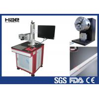 China High Precision Green Laser Marking Machine 5 Watt 532 nm Laser Carving Machine wholesale