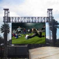 China P4 Stage Rental Outdoor SMD LED Display Advertising Screen Digital Signs 1R1G1B wholesale
