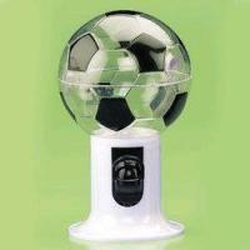 China Soccer Ball Gumball Machines wholesale