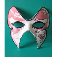 China Custom Pulp Moulded Products DIY Mask for Party Costume Decoration wholesale