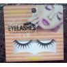 China Colorful glamorous mink strip eyelash for live based use cheetah print wholesale