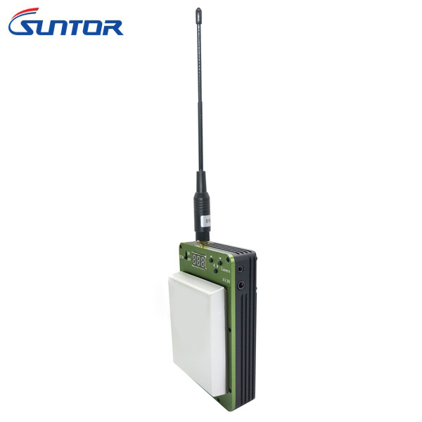 Quality Portable Wireless Hd Transmitter , Wireless Video Link For High Altitude UAV Application for sale
